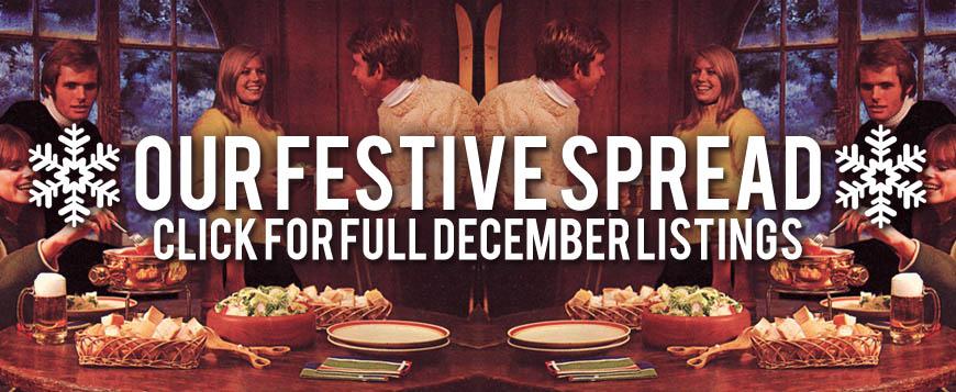 festive spread